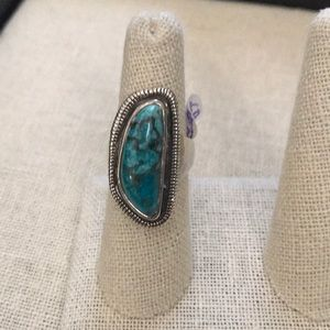 Silpada sterling silver ring size 7